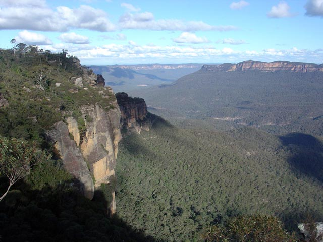 Blue Mountains Sydney 2004.07.23