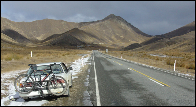 Twizel to Queenstown