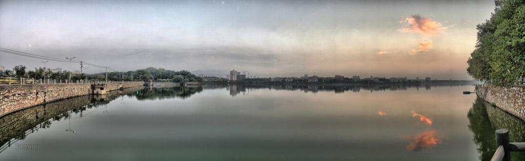 Jiujang panorama