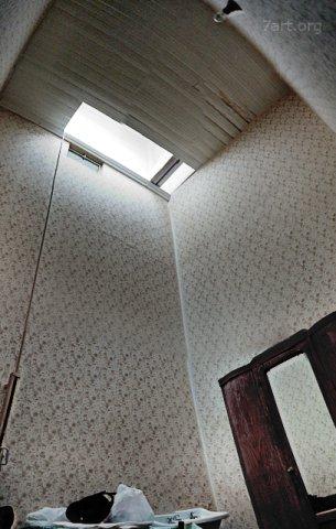 Empty Rooms Distorted