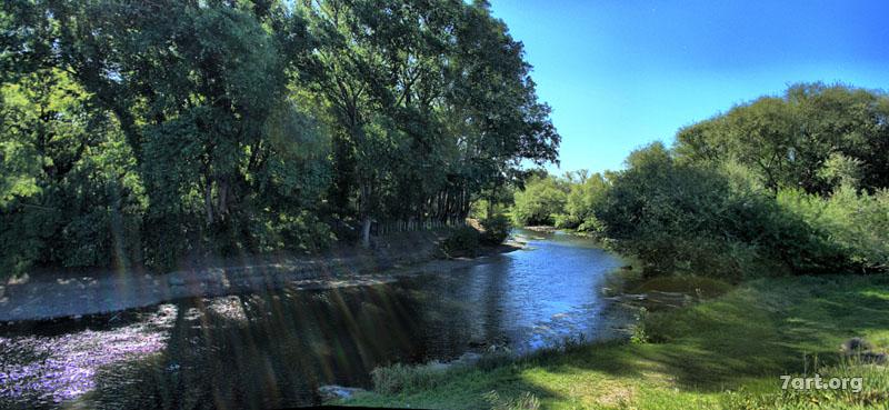 Río Sierra de la Ventana