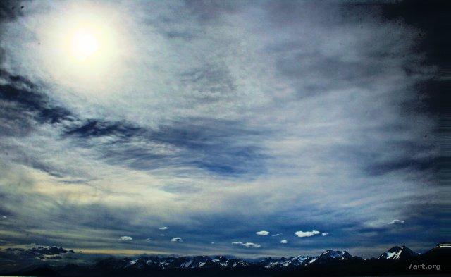 Ushuaia Skies