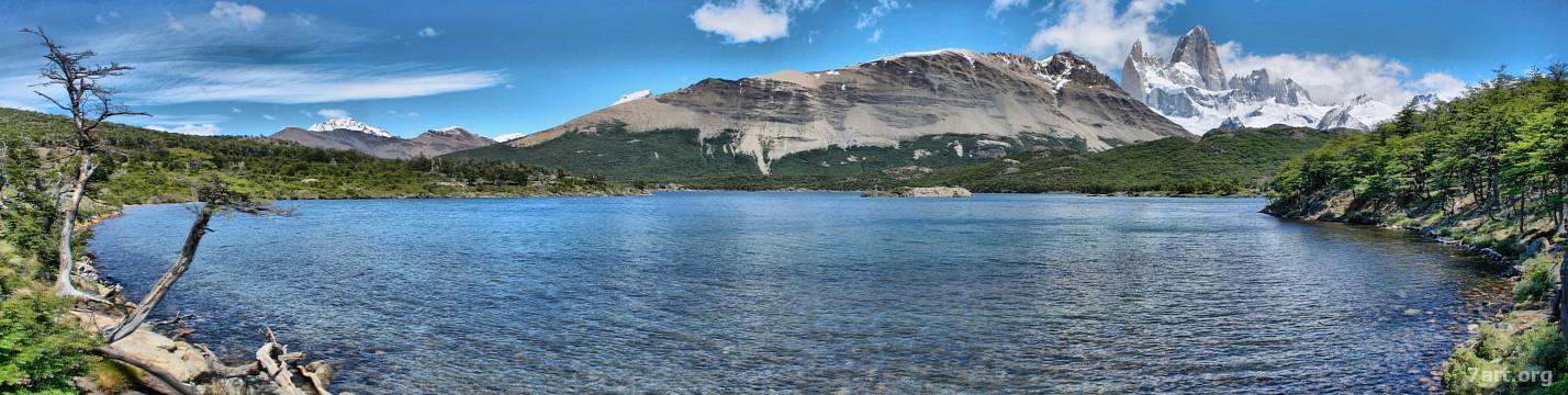 El Chaltén – Laguna Capri