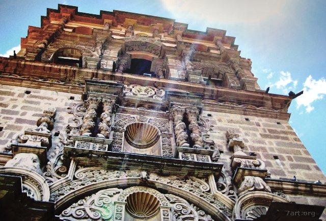 Potosí – Iglesia