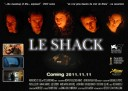 Le Shack, promotional poster