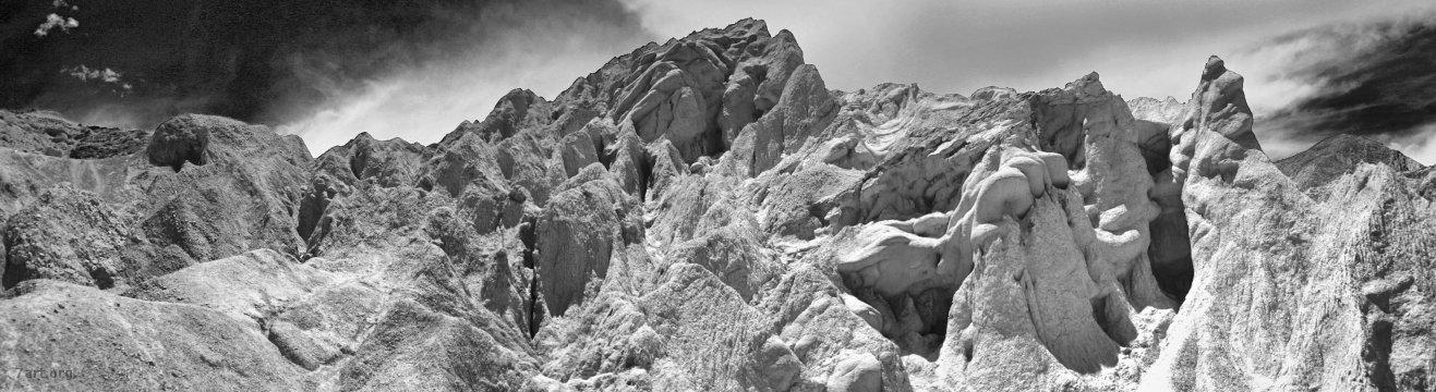 Purmamarca y la roca